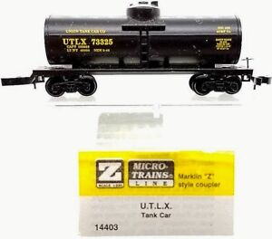 Z MTL 14403 UTLX 39' Single Dome Tank Car #73325 LNIB