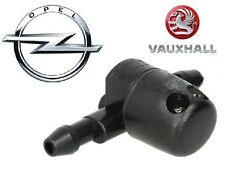 ASTRA G ZAFIRA A LEFT FRONT WINDSCREEN WASHER NOZZLE SPRAYER JET GENUINE