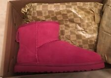 UGG Classic Mini Exotic Scales Booties