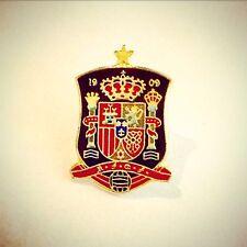 Pin De La Selección Española De Fútbol , Con La Estrellita Del Mundial, Football