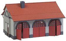 Faller 130162 H0, Feuerwehrgerätehaus, Epoche II, Bausatz, Neu