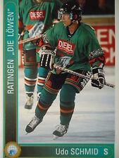 DEL 365 Udo Schmid EC Ratingen 1994/95