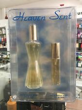 HEAVEN SENT BY DANA 2PC SET EDC SPRAY 60 ML EDP SPRAY 15 ML