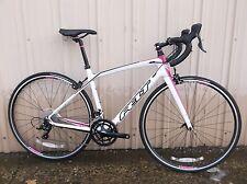 2015 Felt V7W womens carbon road bike, size M,BB30, Shimano,, 9 speed, NEW