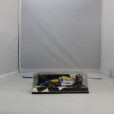1:43, Alain Prost, Williams FW 15 Renault, Formula 1 Hand Signed on case
