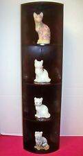 Goebel Wood Shelf #Wp818225G Great for Hummels or Other Collectible Figurines
