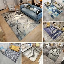 Large Modern Design Cheap Rug Mat Runner Floor Carpet Living Room Hall New