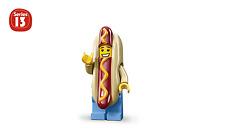 LEGO Minifigures / Minifiguras 71008-SERIES 13-Vendedor de Hot Dogs/Hot Dog Man