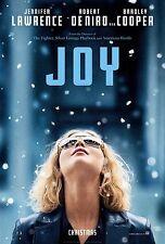 Joy Movie Poster (24x36) - Jennifer Lawrence, Bradley Cooper, Robert De Niro
