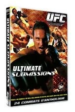 9402 // UFC ULTIMATE SUBMISSIONS DVD NEUF MAIS DEBALLE