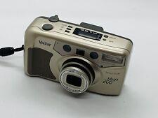 Vivitar Mega 200 - 35-70mm Zoom AF Compact 35mm Camera With Case (Japan Lens)