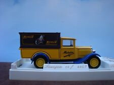 Citroen C4 Fourgon Die Cast Delivery Truck- 1/43 scale by Solido #4407 Vgc