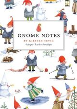 Gnome Notes Notecards Set, NEW