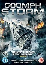 500 MPH Storm (DVD) (NEW AND SEALED) (ACTION, DISASTER) (REGION 2) (FREE POST)