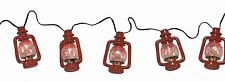 RV Party String Light Awning Camper Patio Lights Tent Campsite Lantern Deck Red