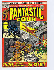 Fantastic Four  #119 Marvel 1972
