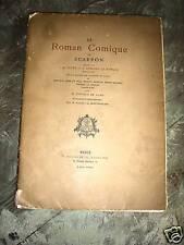 le roman comique de scarron peint par pater 1883