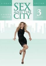 Sex And The City - Singles : Season 3 : Disc 1 (DVD, 2006)