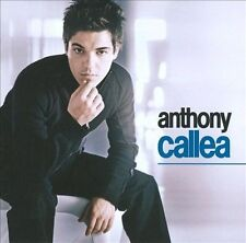 Anthony Callea Limited Edition 2-Disc Set Self Titled CD Album VGC