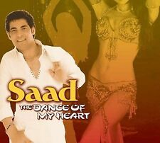 The Dance of My Heart Saad BellyDance CD