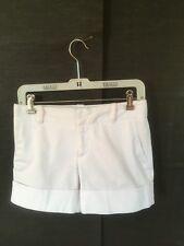 Damen Shorts ZARA Basics hochwertig elegant schick Damenshorts weiß