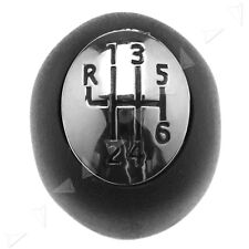 6 Speed Gear Knob Shift Stick For RENAULT TRAFIC MEGANE SCENIC Vauxhall OPEL