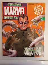 EAGLEMOSS The Classic MARVEL Figurine Collection #3 DOCTOR OCTOPUS MAGAZINE ONLY