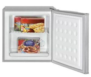 BOMANN Gefrierbox GB 341.1A++ silber Mini Tiefkühlschrank Gefrierschrank 31L NEU