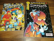 Simpsons Comics # 38 -- AVEC POSTER + Abo-Carte // 1995