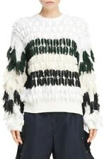 TOGA PULLA Sweater Knit Jumper Tassel Fringe Top Size:38