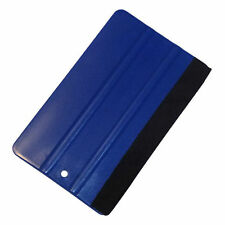 """Squeegee Tool Pro Vinyl Wrap Car Wrapping Carbon Matte Gloss Chrome 5"""" Wide Long"""