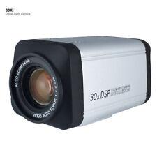 Security CCTV 1200TVL CMOS Optical 30x Zoom DSP Camera 3-90mm Lens