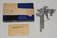 Sharpe Vintage Sprayer NOS 41 24-H Unused Paint Sprayer With Instructions R7157