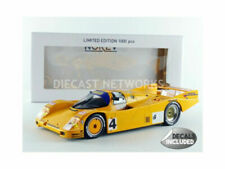 Voitures miniatures Porsche, 1:18