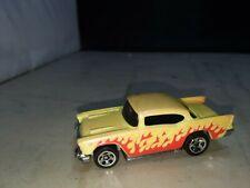 Hot Wheels 1976 57 Chevy TM GM