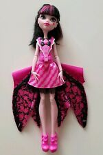 🔥 ULTRA RARE MONSTER HIGH DRACULAURA DOLL BARBIE STYLE HARD TO FIND! SHIPS FAST
