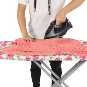 1pcs Ironing Board Cover Elastic Ironing Board Cover 135*50cm/ 55.1*19.7inch