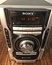 Sony MHC-EC55 Mini HiFi Compact AUX Auxilary Sound CD Receiver Unit HCD-EC55