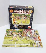 Wasgij Mini 54 Piece Jigsaw Puzzle 6 Anyone for Tennis Jigsaw Puzzle Complete