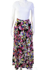 Free People  Womens Hot Tropics Maxi Skirt Black Size 2 10570525