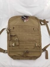 New North American Rescue NAR4 Medic Bag. Coyote Brown color New with Tags NAR-4