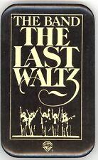 The Band Vintage 1978 The Last Waltz Concert Film / Album Stickback Button Pin
