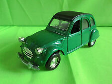 POLISTIL  S-219 CITROEN 2CV - GREEN 1:25 - GOOD CONDITION