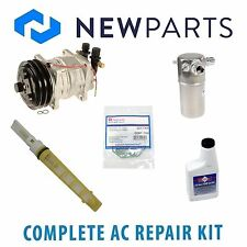 Volvo 240 1990 NEW AC A/C Repair Kit With Compressor & Clutch