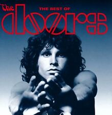 THE DOORS the best of (CD compilation) greatest hits, psych, classic rock