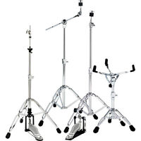 PDP PDBXHW8155 8.155 5-Piece Hardware Cymbal Hi-Hat Snare Stand Kick Pedal Pack