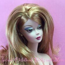 Barbie GOLD LABEL PRETTY PLEATS Robert Best Fashion Model Silkstone Nude Dol L29