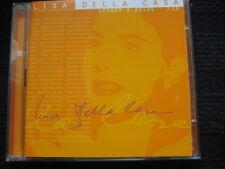 2CD  LISA DELLA CASA  Lieder & Arias  Rare Emi Classics Doppel CD  NEUWERTIG und