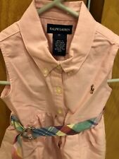 Ralph Lauren girls 3T dress