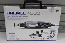 Dremel 4000 Series 4000-4/36 Corded High-Performance Rotary Tool Kit